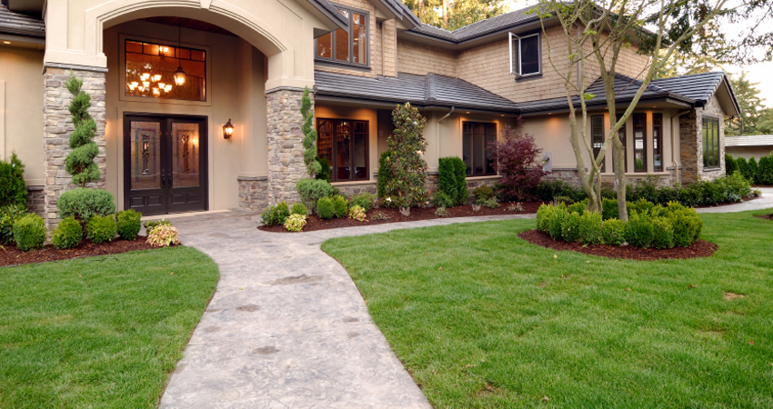 landscape design burlington