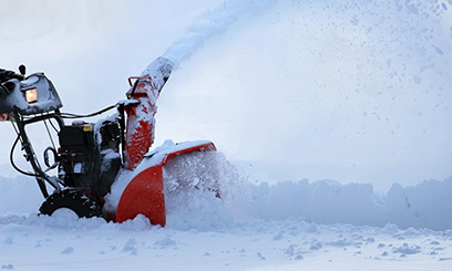 snow removal Burlington Service